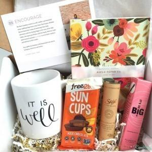 March 2016 Mommy Mailbox Review